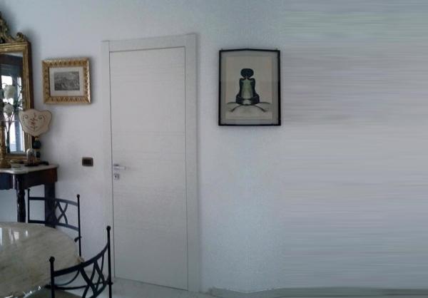 Porte In Legno Ferrero Legno Equa Styla Bianco